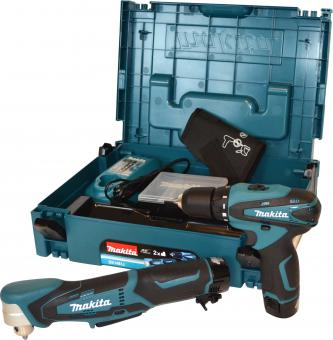 Makita Combo-Kit 1481J 10,8 V